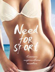 Need for sport, 4-е оформление