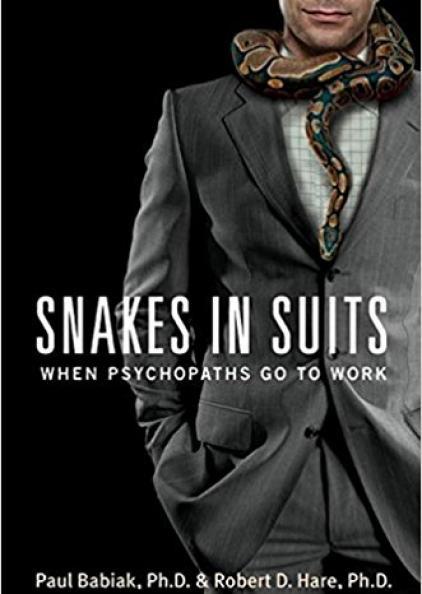 Змеи в костюмах