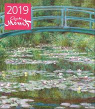 Клод Моне. Календарь настенный на 2019 год